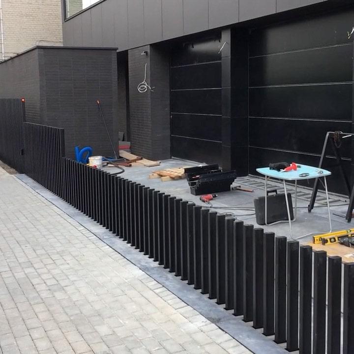 brama fancy fence 10,5 metra