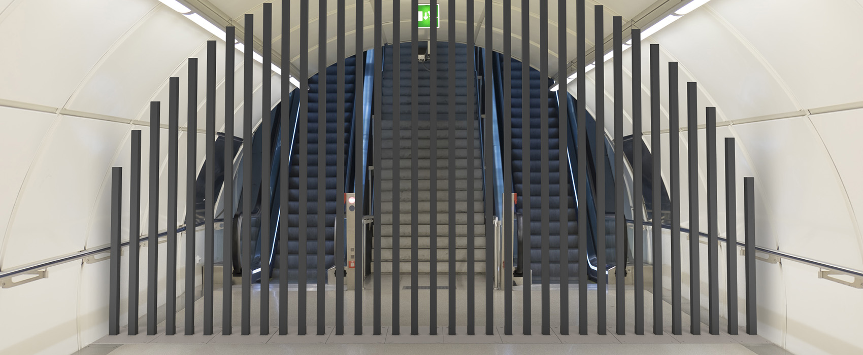 metro zabezpieczenie