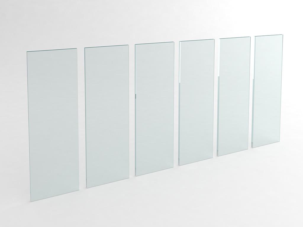 płyty szklane